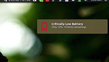 notificação de bateria no ubuntu
