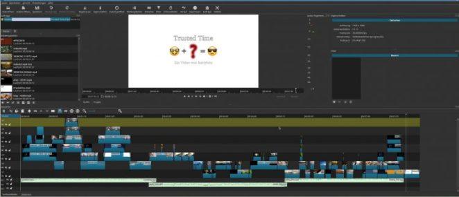 Shotcut Video Editor adiciona mais opções de exportação