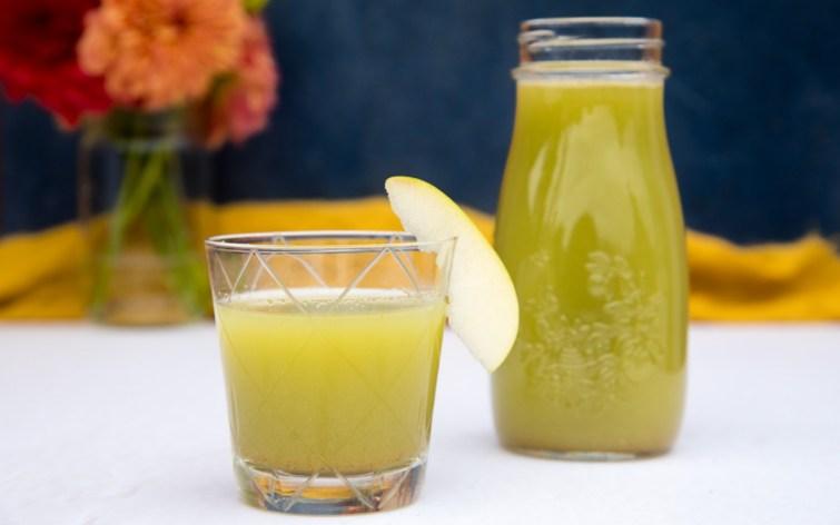 Fresh Apple Cinnamon Juice