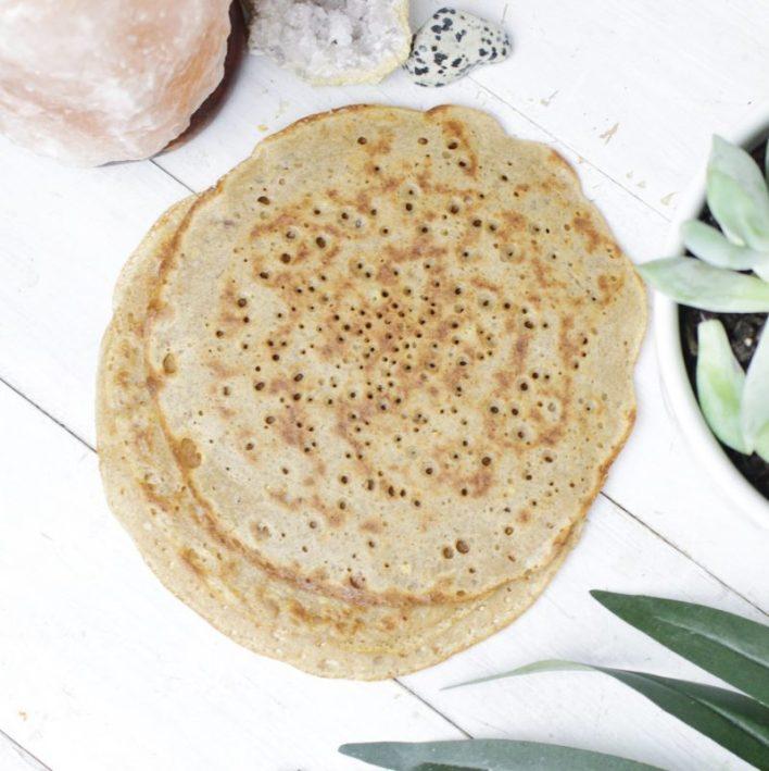 Chickpea Tortillas