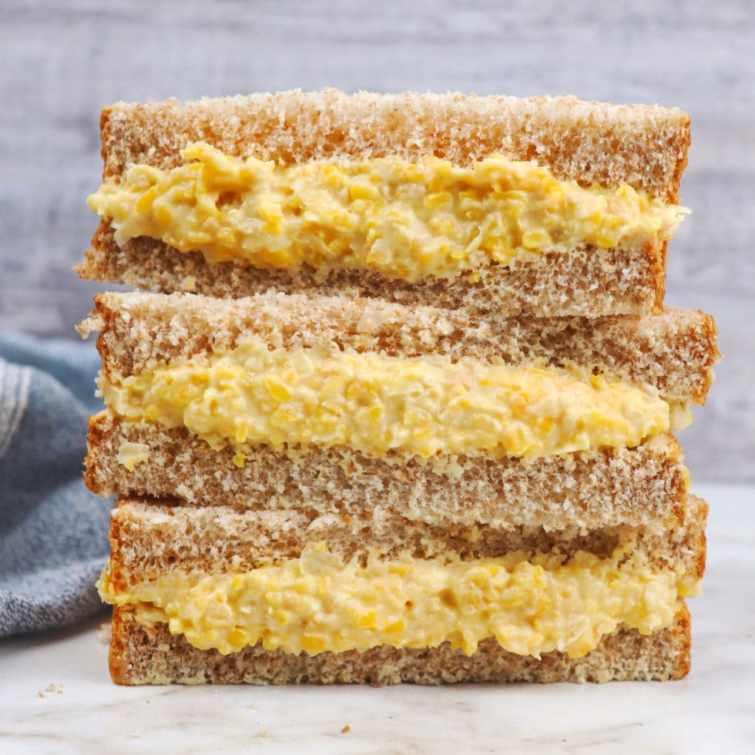 No-Egg Salad Sandwich