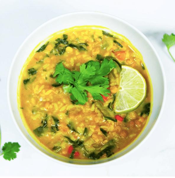 Vegan Tri-Doshic Ayurvedic Kitchari