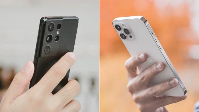 Galaxy S21 Ultra Vs Iphone 12 Pro Max Camera Shootout Gadgetmatch