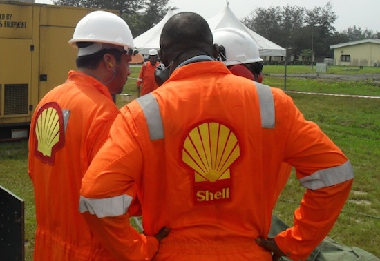 Royal Dutch Shell Plc expanded oil production off Nigeria's coast by starting the third phase of its Bonga field - Businessday NG