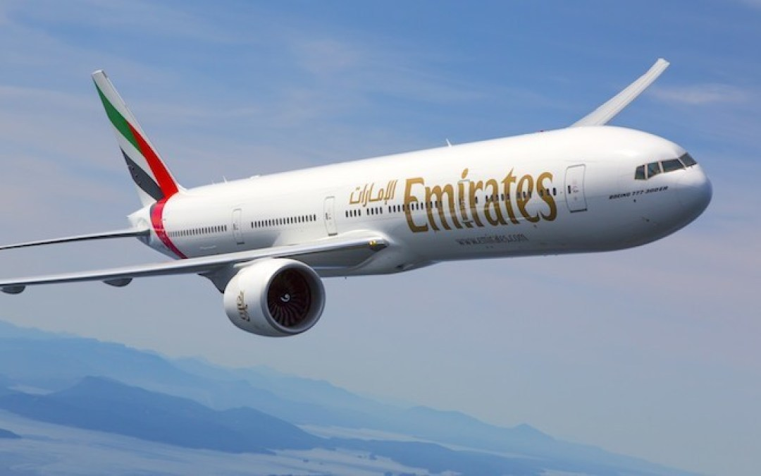 Emirates airline resumes flights in Nigeria from June 23rd