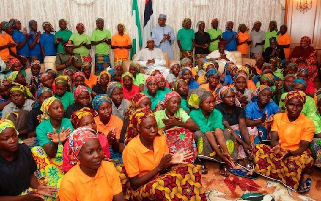 The Chibok girls who made good