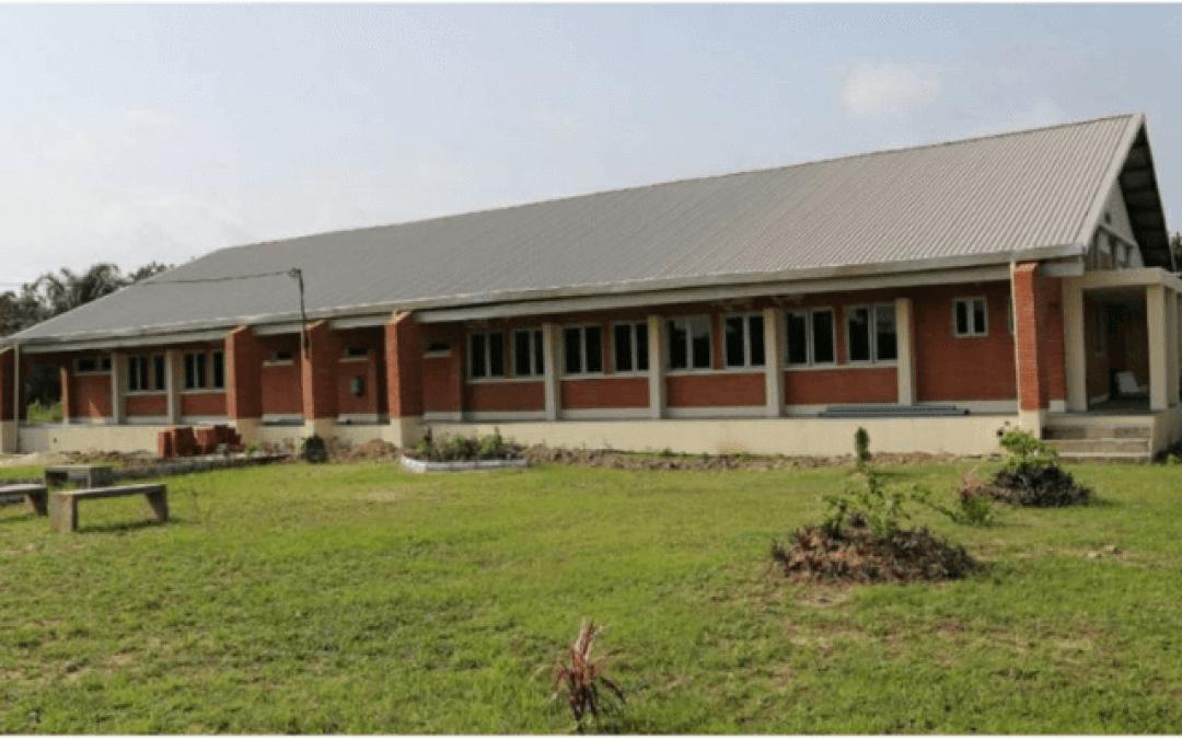 Ebeano Supermarket doubles down on CSR with third school in Delta