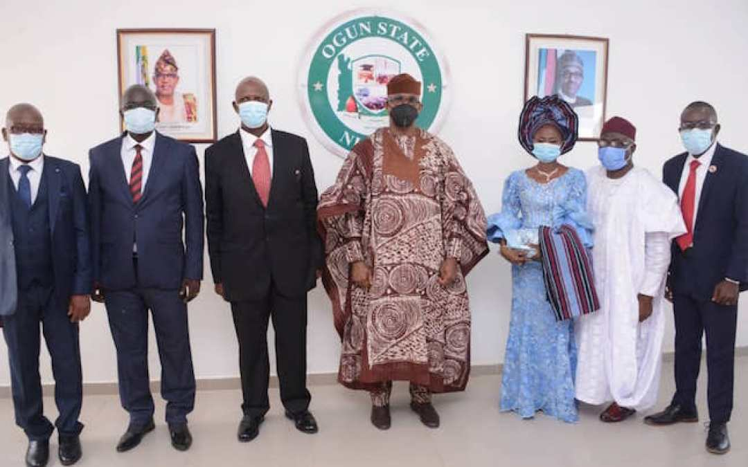 Make probity, prudence your watchword, Abiodun charges new Perm Secs