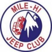 Mile-Hi Jeep Club