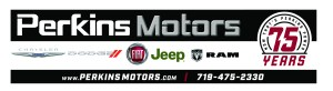perkins motors logo