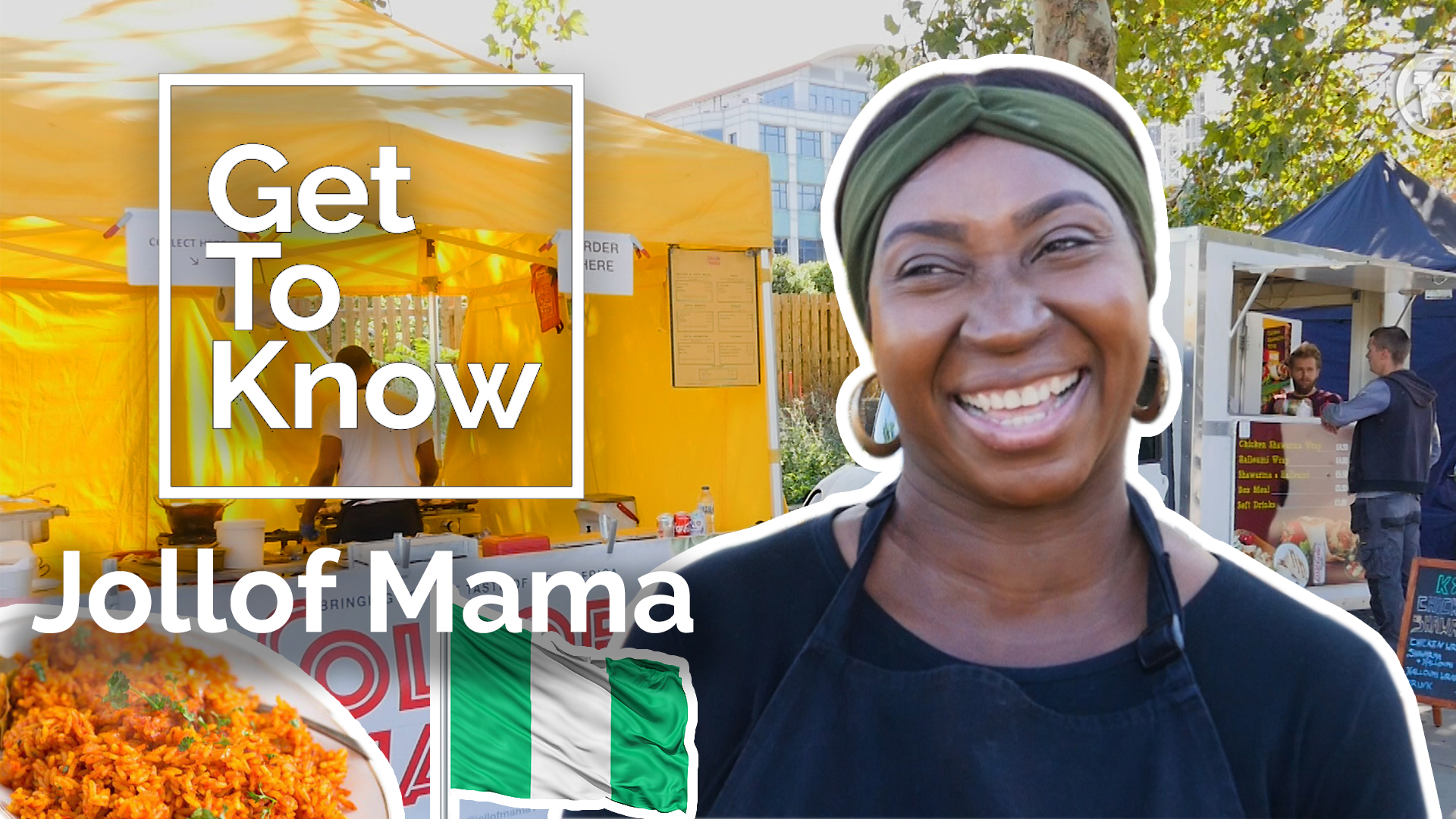 Get To Know: Jollof Mama