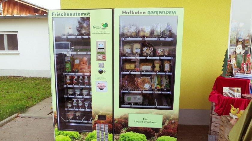 Automaten Hofladen Querladen