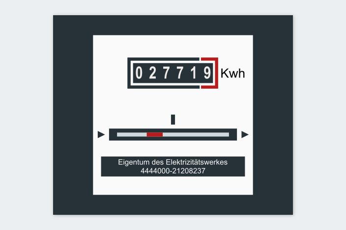 Den Stromverbrauch berechnen