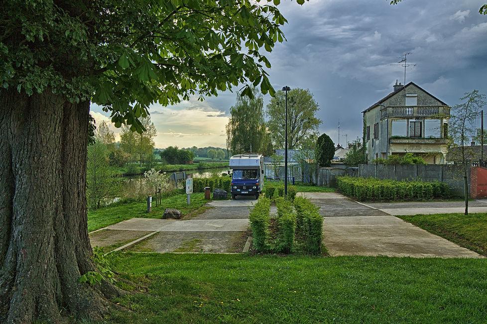 Wohnmobilstellplatz Landrecies