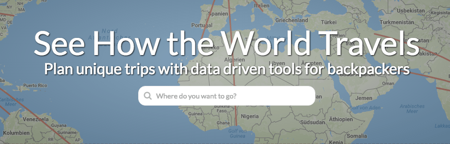 TripHappy: Trip planing with big data