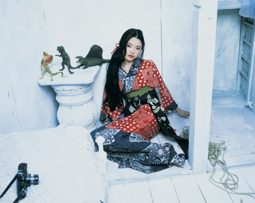 from Nobuyoshi Araki's Self, Life, Death