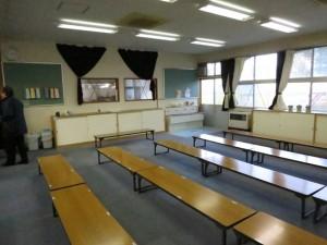 昭和児童センターの集会室