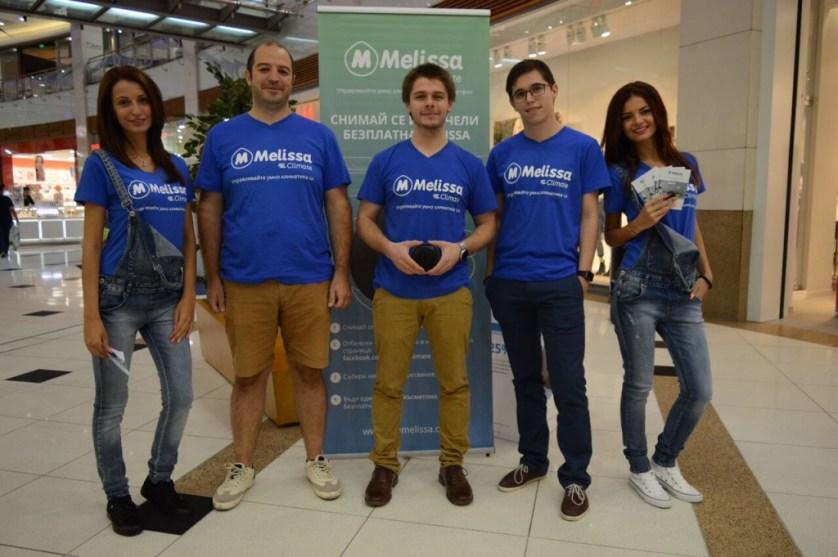 melissa-climate-team