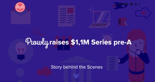 Prowly Raises $1.1 million in funding