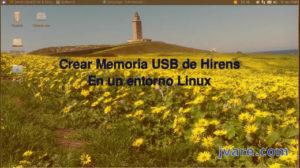 Crear Memoria usb de Hirens