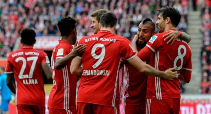 Prediksi Bola Bayern Munich vs Anderlecht 13 September 2017