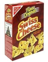 nabisco swiss cheese crackers