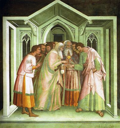 453px-SG_NT_Judas_receiving_payment_for_betraying_Jesus,_Lippo_Memmi