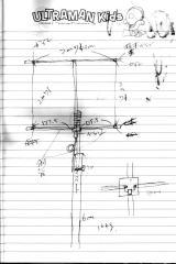 ループアンテナ作図