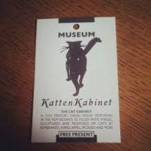Kattenkabinetposter