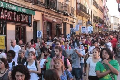 Manifestación el 20J por Lavapiés