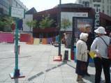 Acción en Rennes el 20J