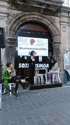 """DantzaTeatro """"la gota que colmó el vaso"""",Iruña/Pamplona: #CIErreFESTa"""