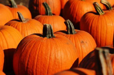 Eating for Healthy Skin pumpkins