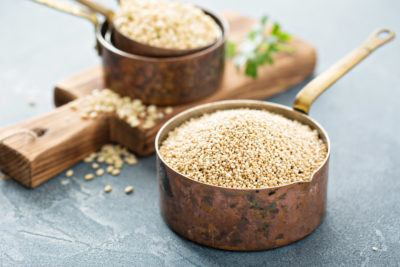 High Plant-Based Protein Diet: Quinoa
