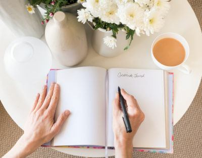 benefits of gratitude: journal