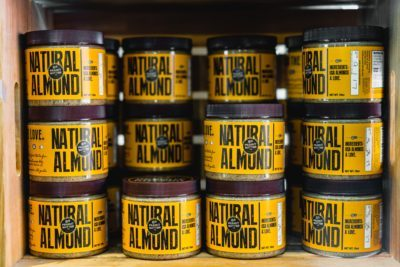 High Plant-Based Protein Diet: Nut Butter