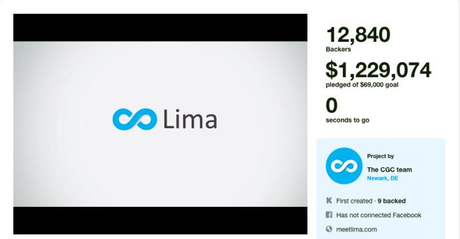 Lima_Kickstarter