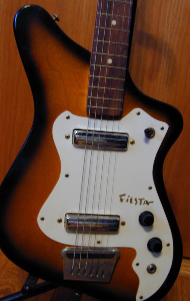 DyeHards Guitars