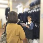 【学生服リサイクル・Pascl(パスクル)】読売新聞・Yommy(ヨミー)さんの取材をお受けしました^^