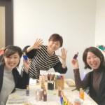 【TCカラーセラピスト講座】4名のカラーセラピストが誕生!引きだし合い&学び合い①