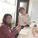 【開講レポ】4月20日・「色の不思議☆カラーセラピー体験講座」を開きました^^