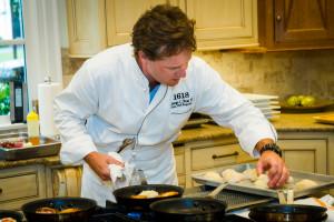 George Neal, Corporate Chef/Proprietor