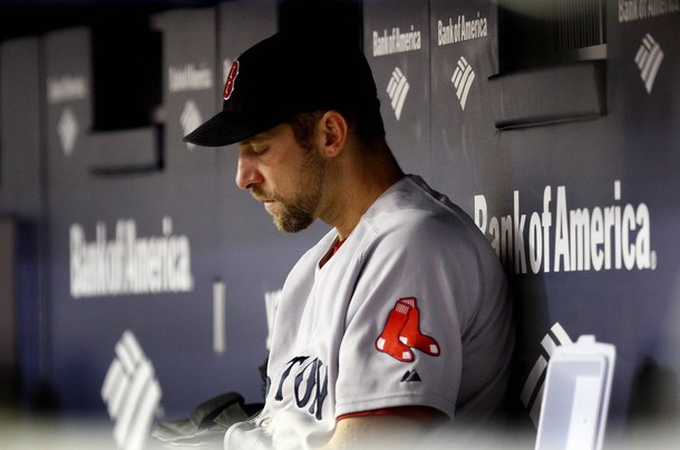 Just think, the Yankees may have ended this man's career. If so, he went out the hard way.