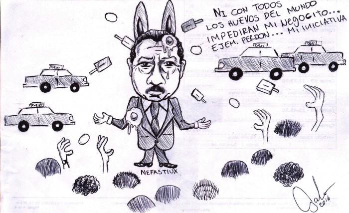 NEFASTIUX HUEVEADO G