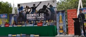 EL CLUB Deportivo Potosino listo para sus eventos de Semana Santa.