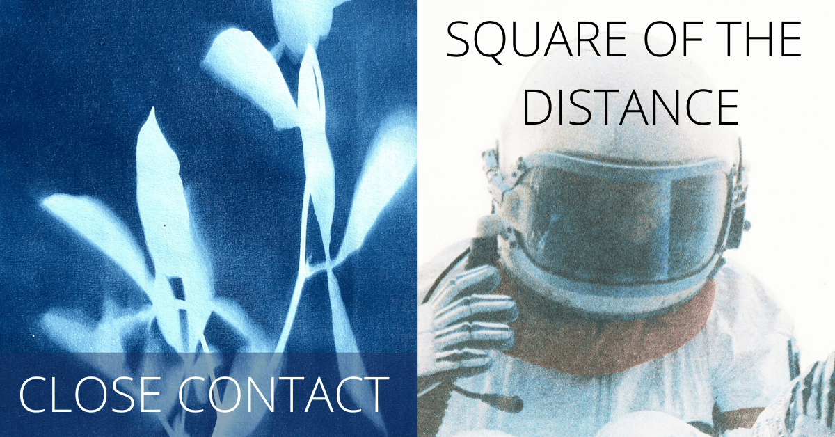 1628 Art Exhibition: Square of the Distance & Close Contact