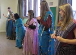 Indian dance.
