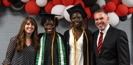 Three Nigerian Girls Who Escaped Boko Haram's Terror Graduate from U.S. Colleges This Spring