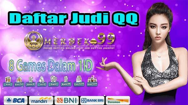Daftar Judi QQ