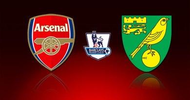 Prediksi Skor Arsenal vs Norwich City 25 Oktober 2017